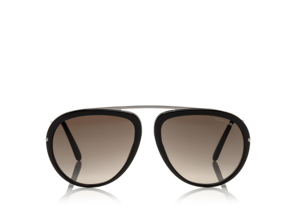 TOM FORD STACY / SHINY BLACK