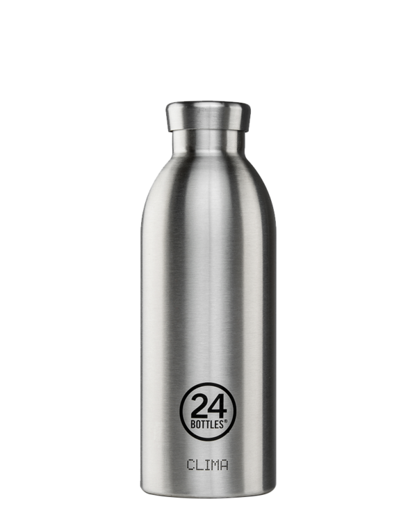 24 Bottles Inox 500 ml CLIMA