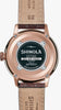 Shinola Montre THE BEDROCK CHRONO 42MM dans BOURBON SANDBLAST SUNRAY