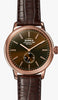 Shinola watch THE BEDROCK 42MM in BOURBON SANDBLAST SUNRAY