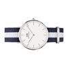 Daniel Wellington Women Classic white Glasgow in 36MM