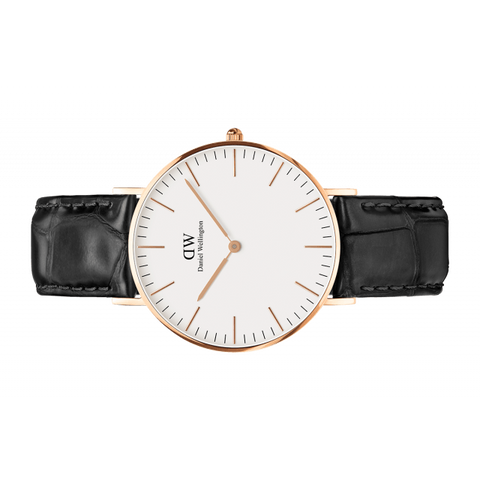 Daniel Wellington Women Classic Reading white in 36MM