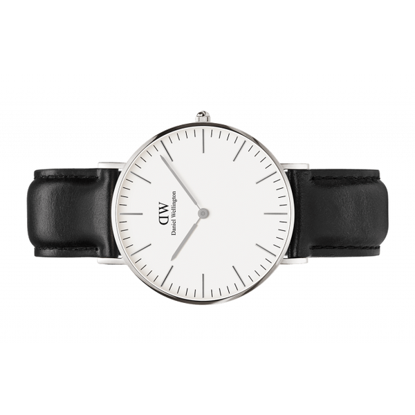 Daniel Wellington Women Classic Sheffield white in 36MM