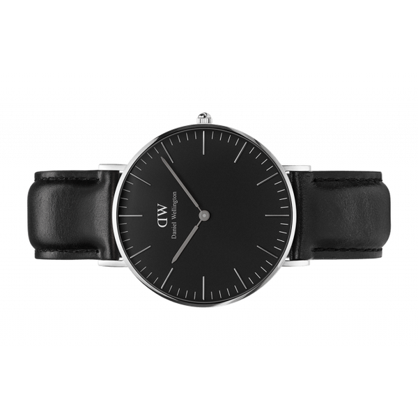 Daniel Wellington Women Classic Sheffield black in 36MM