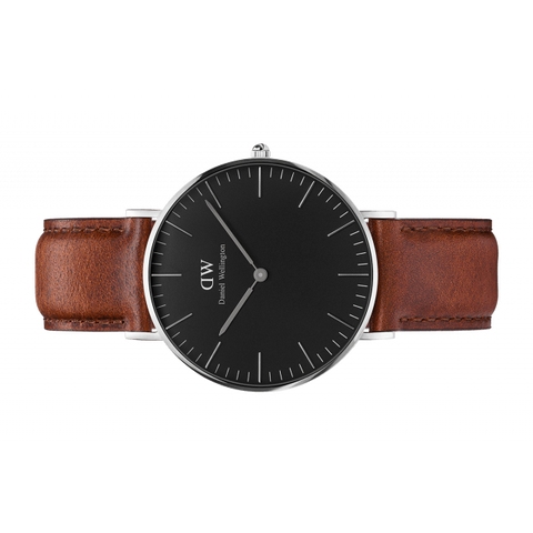 Daniel Wellington Women Classic black St Mawes in 36MM