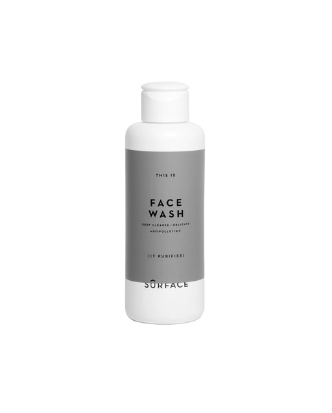 Sûrface Skin Care Facial Cleanser