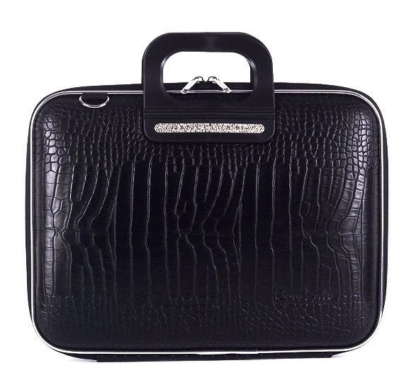 Bombata Bag Siena Briefcase - Black