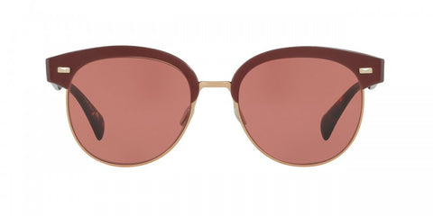 Oliver Peoples Shaelie in Burgundy/Rose Gold + Damson
