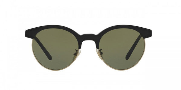 Oliver Peoples Ezelle in Black/Brushed Gold + G-15