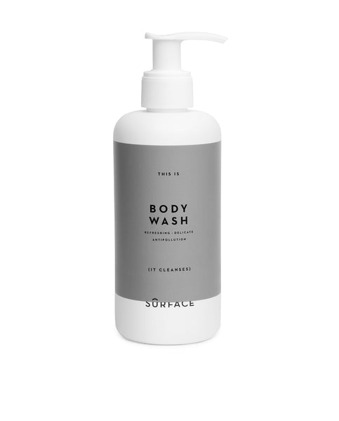 Sûrface Skin Care Body Wash