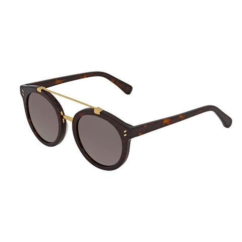 Stella McCartney Eyewear Dark Brown Ladies Sunglasses