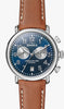 Shinola watch THE RUNWELL CHRONO 41MM in MIDNIGHT BLUE