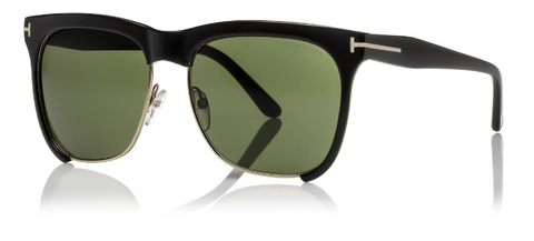 Tom Ford Sunglasses THEA TF366 in Black