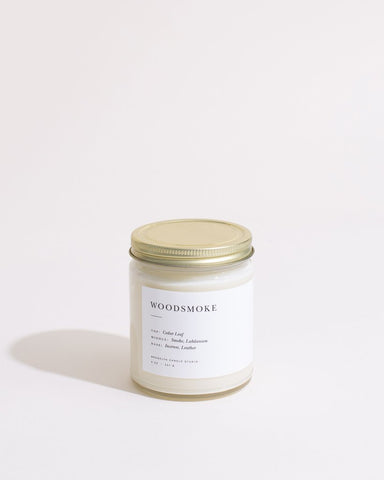 Chandelle Parfumée Brooklyn Candle Minimalist