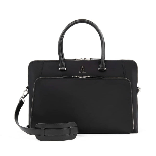409184601, Black, Travelpro Laptop Brief, Platinum Elite Ladies Business Case, Travelpro Women's Business Case, Travelpro Platinum Elite Laptop Brief, Travelpro Brief with Tablet Sleeve, Porte-documents pour ordinateur Travelpro, Mallettes pour Femme Platinum Elite, Mallettes pour Femme Travelpro, Porte-documents pour ordinateur Platinum Elite de Travelpro, Porte-documents Travelpro avec compartiment pour ordinateur, Travelpro Canada