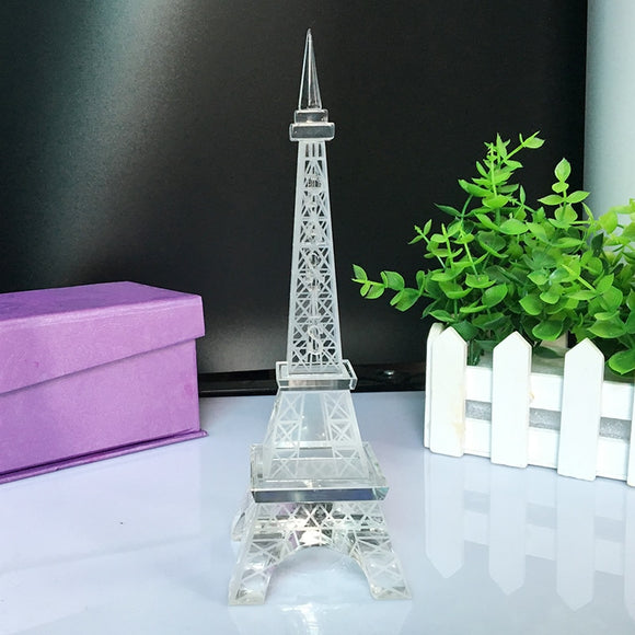 CRYSTAL EIFFEL TOWER '180mm