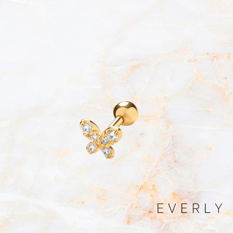 The Pave Butterfly