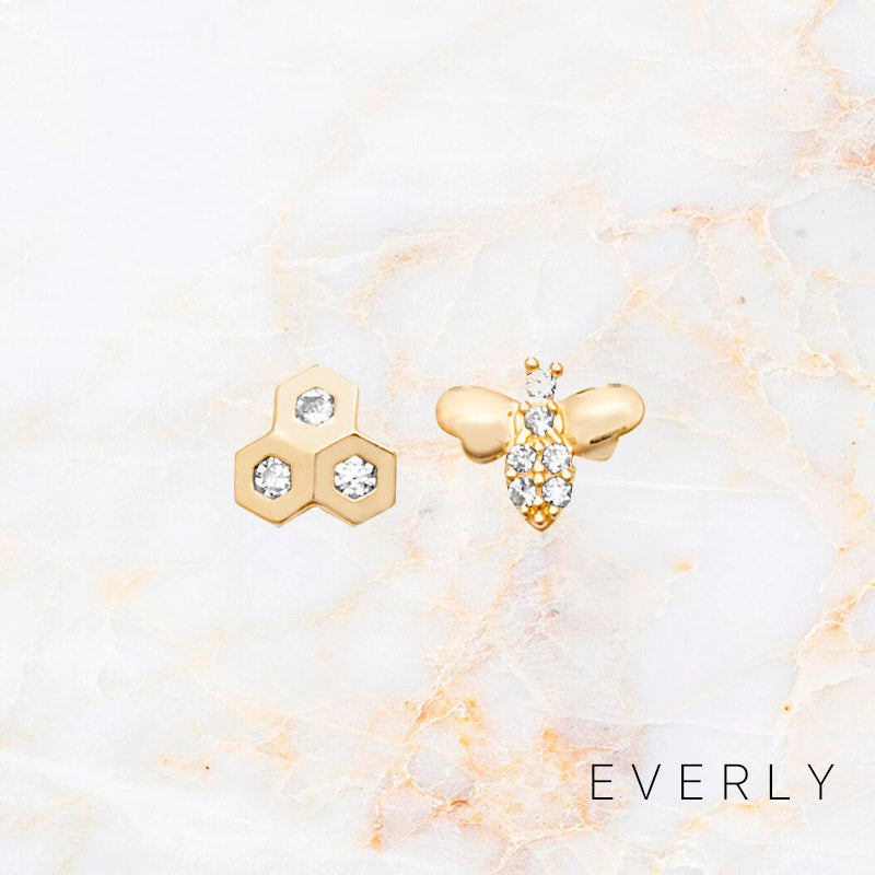 The Honey-Bee Studs