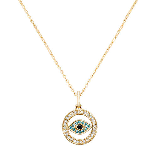 The Evil Eye necklace