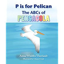 P is for Pelican ~ Children's Book