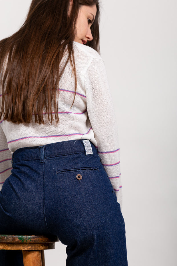 Vintage 80s Jeans Levi's Pleated High Waisted