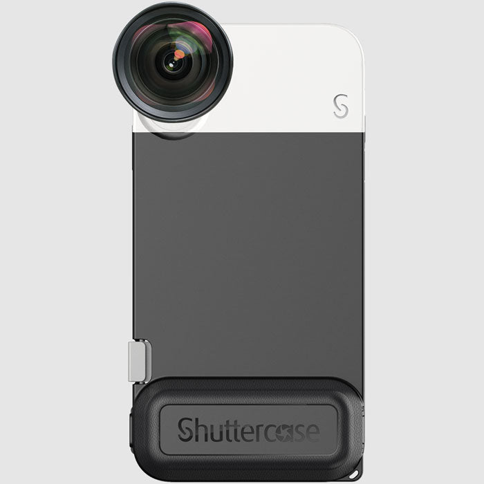 Shuttercase with Moment Lens Interface for iPhone XS Max