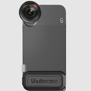 Shuttercase with Moment Lens Interface for iPhone XS Max( lens not included )