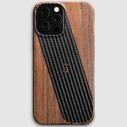 Zencase iPhone 12 Series Wood Case