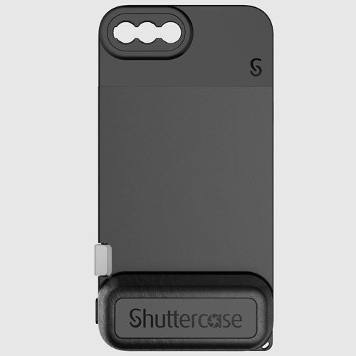 Shuttercase with Moment Lens Interface for iPhone 8Plus/7Plus ( Lens not included )