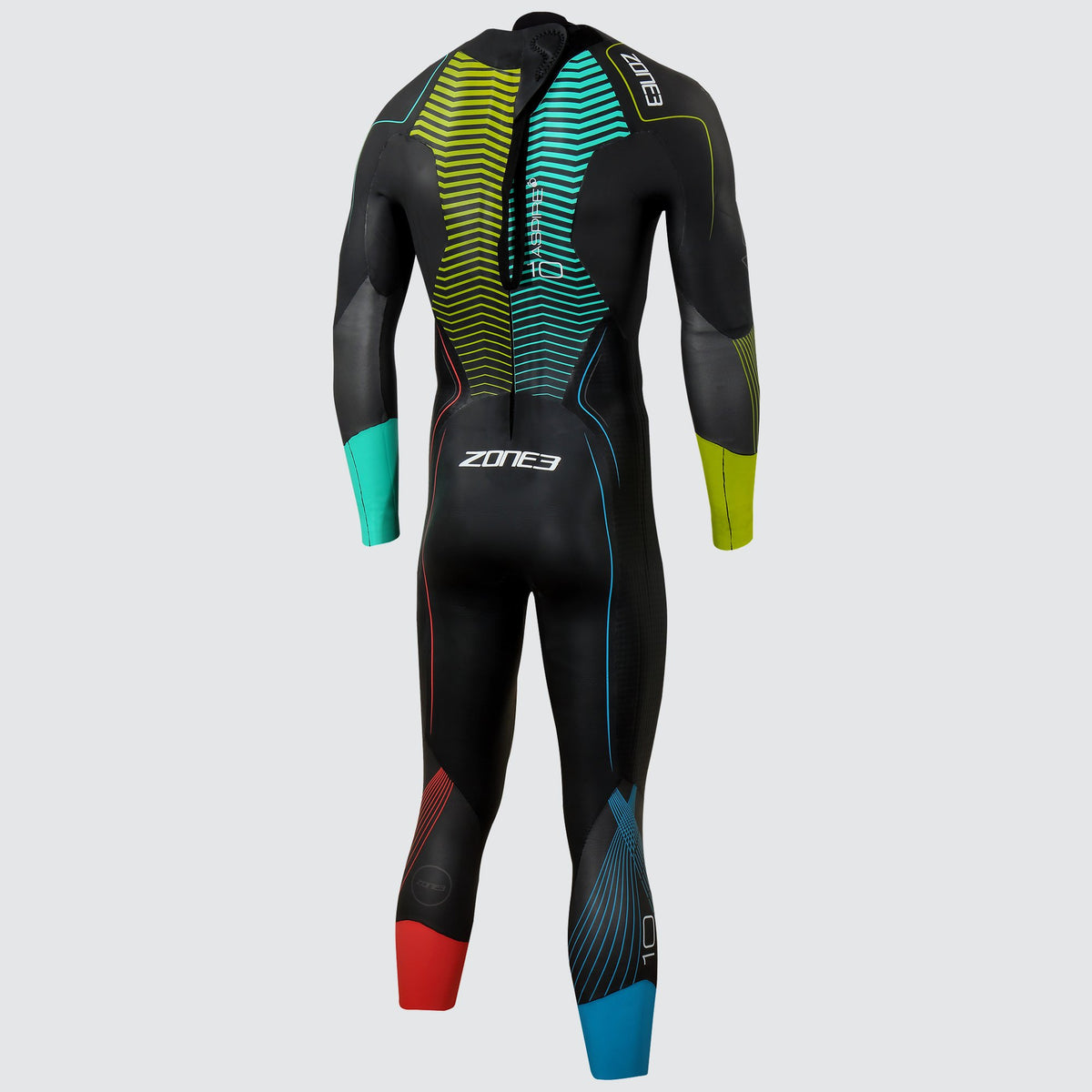 Men's Aspire Limited Edition Wetsuit back