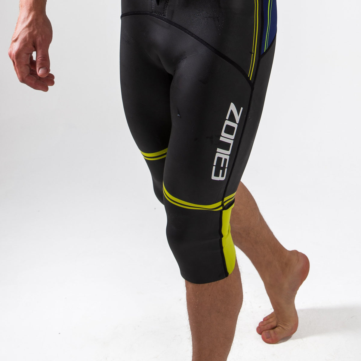 Men's Swim-Run Versa Wetsuit leg