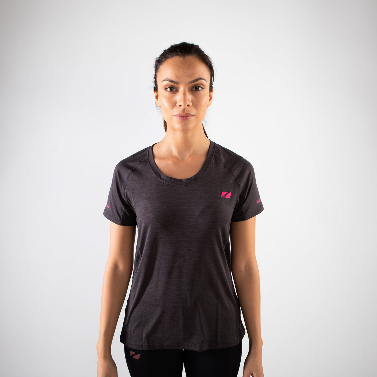 Women's Power Burst T-Shirt front