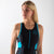 Women's Activate Tri Top chest