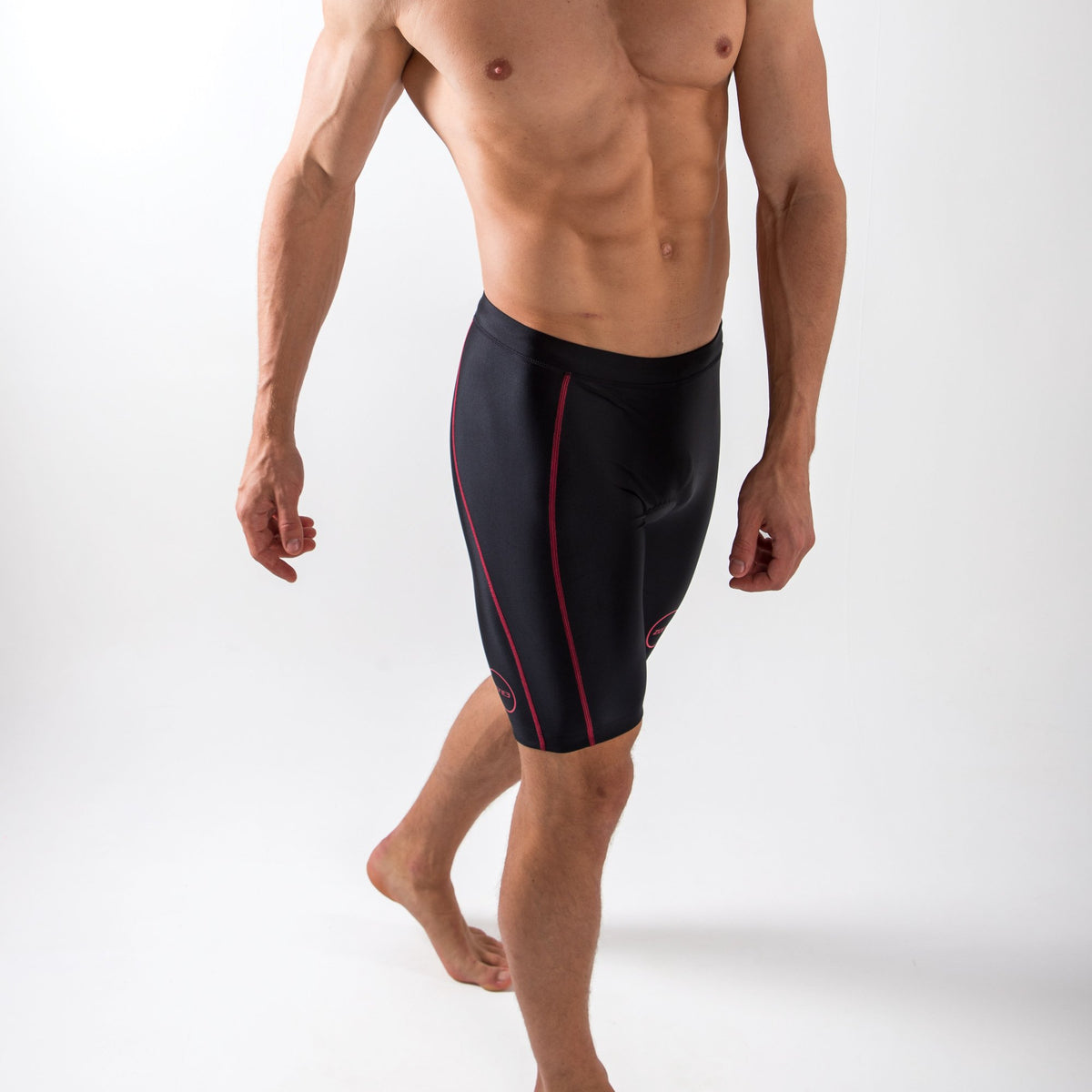 Men's Activate Tri Shorts pose