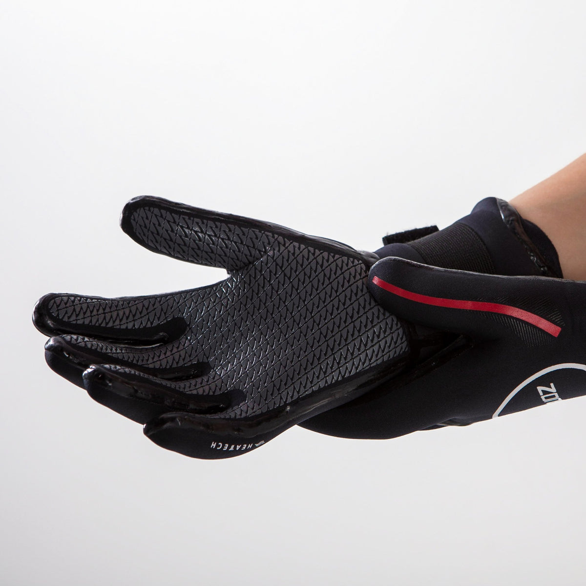 Neoprene Heat-Tech Warmth Swim Gloves hand