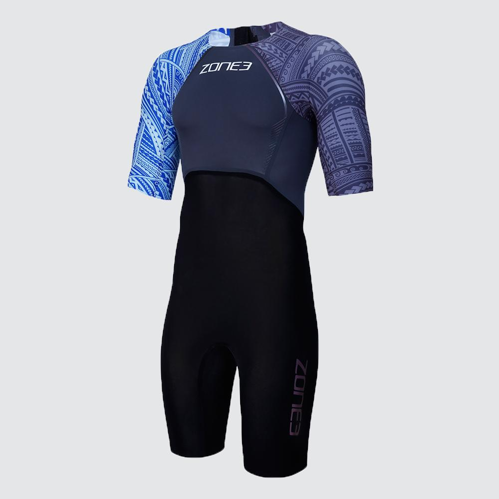 Men's Kona Target Short Sleeve Swimskin