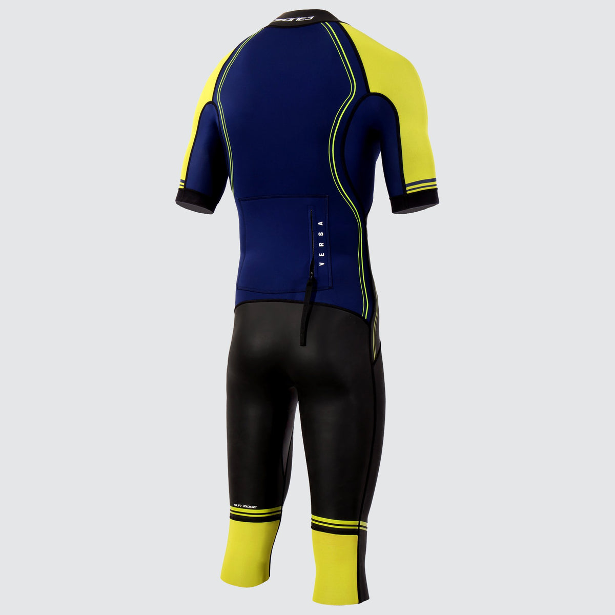 Men's Swim-Run Versa Wetsuit back