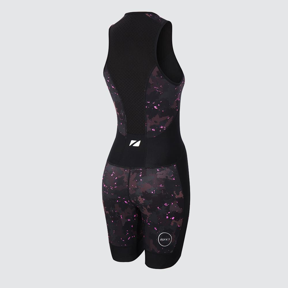 Women's Activate Plus Trisuit black