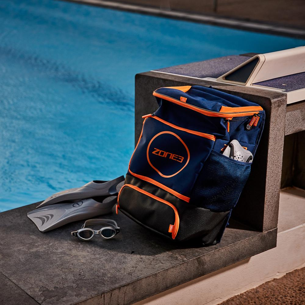 Award Winning Transition Backpack pool