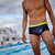 Men's Swim Brief Shorts