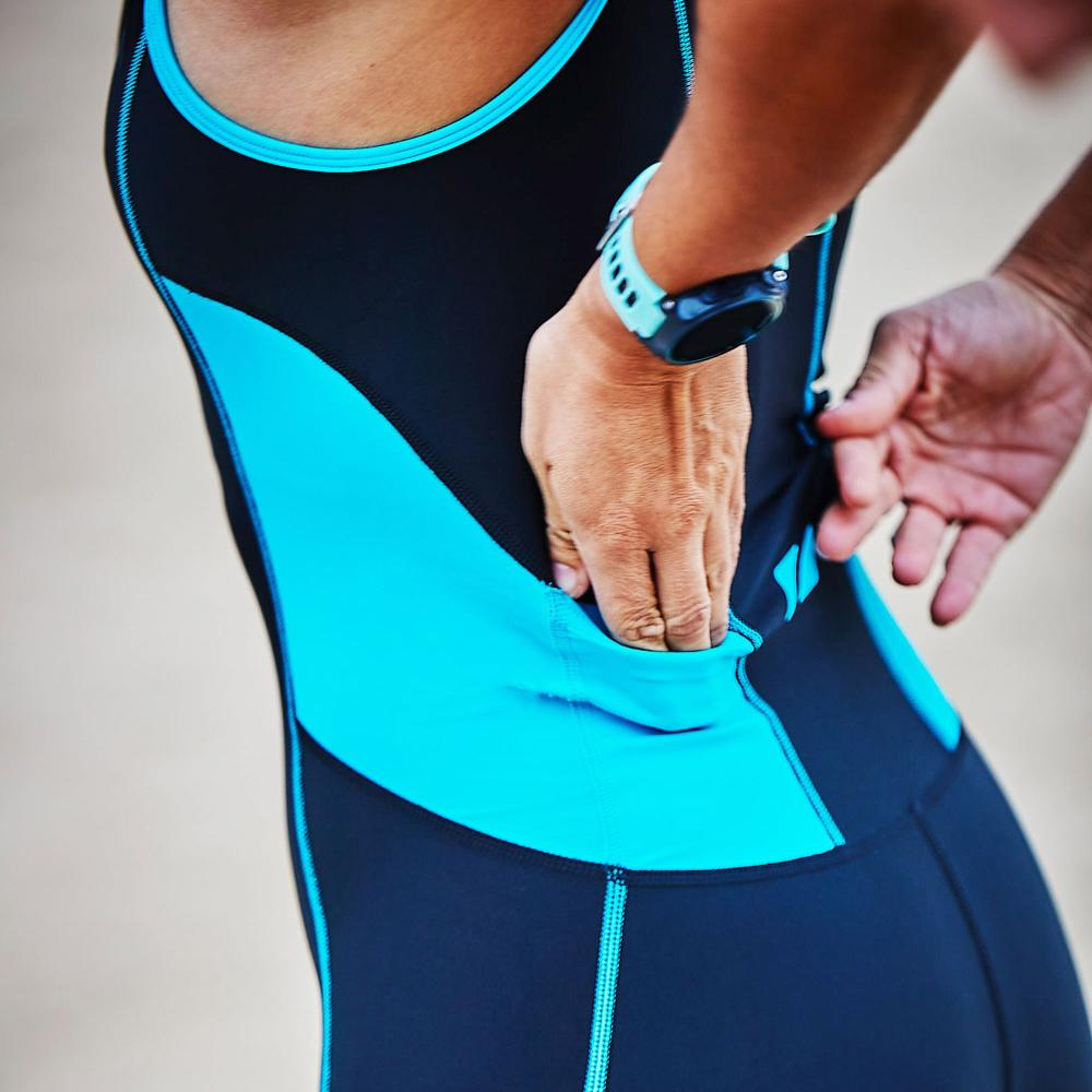 Women's Activate Trisuit pocket