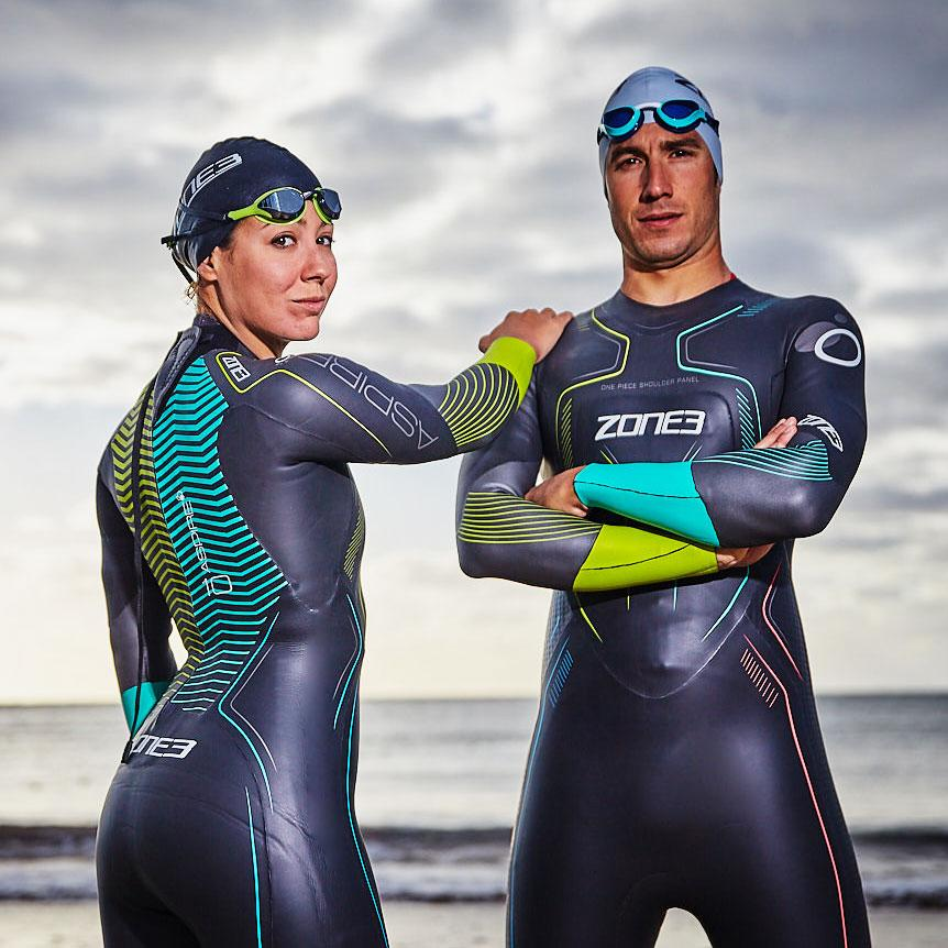 Men's Aspire Limited Edition Wetsuit pose
