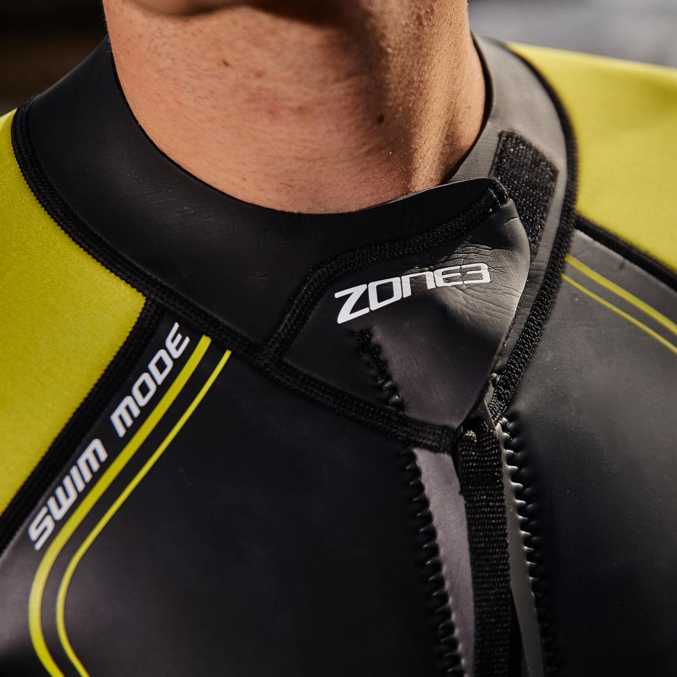 Men's Swim-Run Versa Wetsuit neck