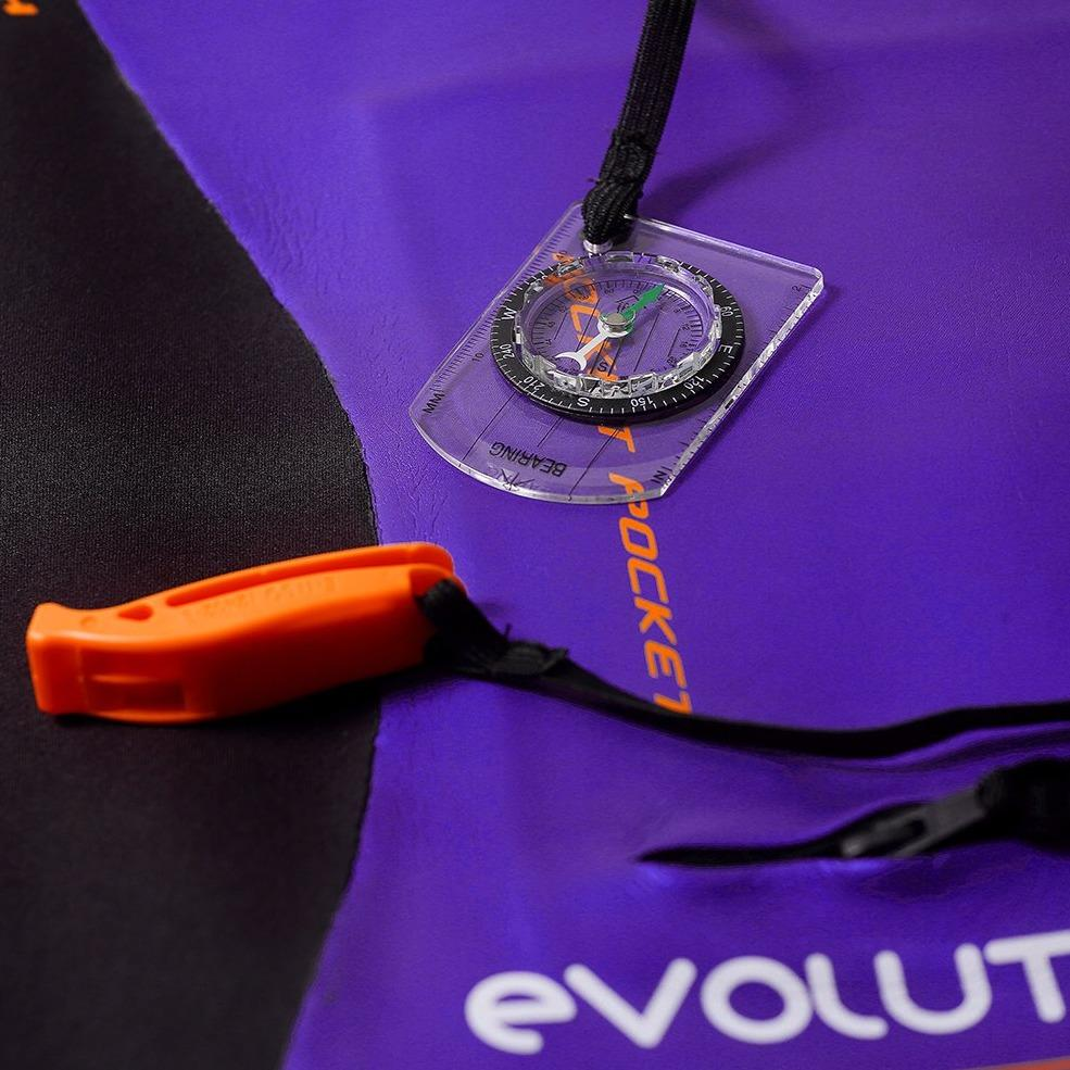 Women's Swimrun Evolution Wetsuit with 8mm Calf Sleeves