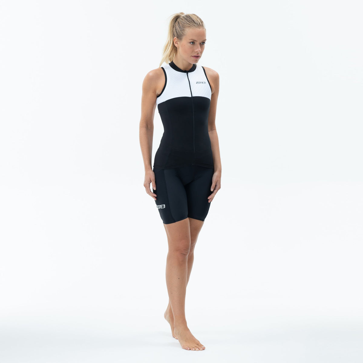 Women's Lava Long Distance Tri Top - Sleeveless