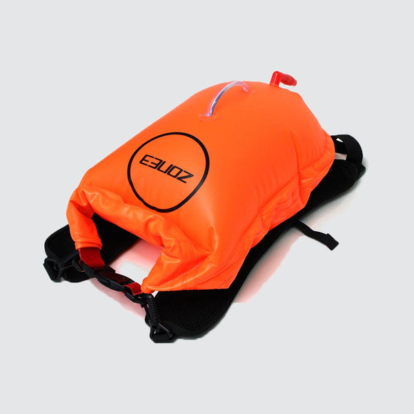 Swim Run Backpack Dry Bag Buoy 28L side