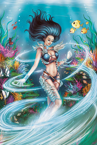 Fathom #1 Virgin Variant by Anna Zhuo (200 Print Run- Preorder Special)