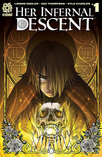 Her Infernal Descent #1 Port City Comics Exclusive by Anna Zhuo