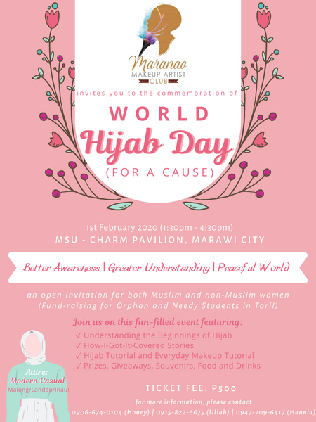 World Hijab Day 2020