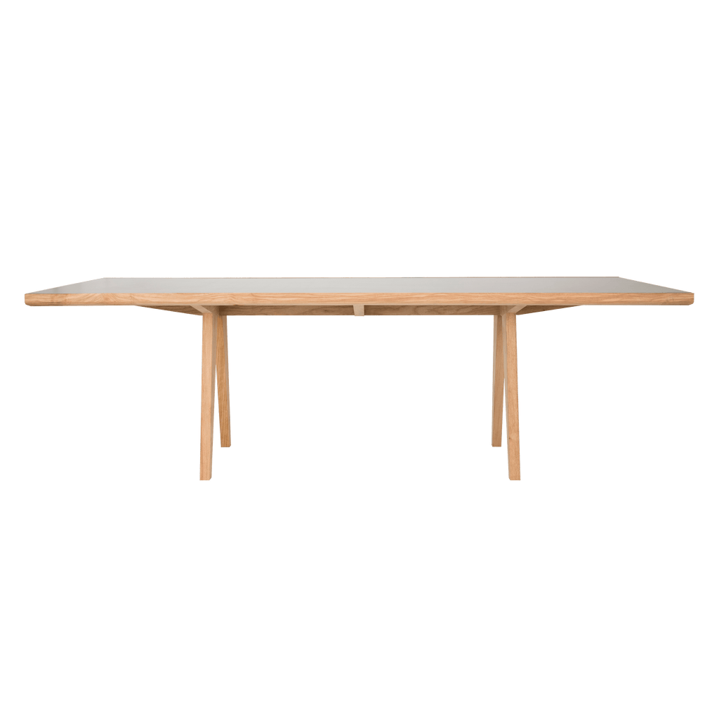 Scissor Dining Table
